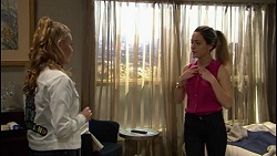 Xanthe Canning, Alison Gore in Neighbours Episode 7430