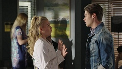 Xanthe Canning, Ben Kirk in Neighbours Episode 7431