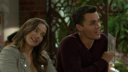 Amy Williams, Jack Callahan in Neighbours Episode 7431