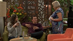 Amy Williams, Jack Callahan, Sheila Canning in Neighbours Episode 7431