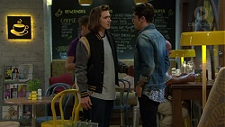 Cooper Knights, Ben Kirk in Neighbours Episode 7431