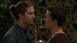 Tyler Brennan, Jack Callahan in Neighbours Episode 7431