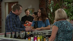 Gary Canning, Elly Conway, Sheila Canning in Neighbours Episode 7432