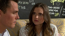 Jack Callahan, Amy Williams in Neighbours Episode 7432