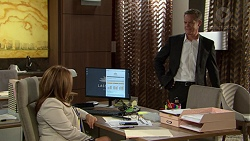 Terese Willis, Paul Robinson in Neighbours Episode 7432