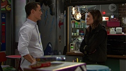 Jack Callahan, Paige Smith in Neighbours Episode 7432