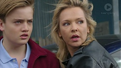 Charlie Hoyland, Steph Scully in Neighbours Episode 7433