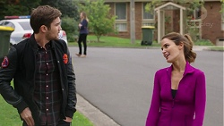 Ned Willis, Elly Conway in Neighbours Episode 7433