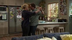 Lauren Turner, Brad Willis in Neighbours Episode 7433