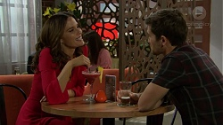 Elly Conway, Ned Willis in Neighbours Episode 7433