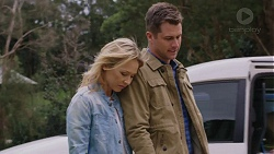 Steph Scully, Mark Brennan in Neighbours Episode 7433