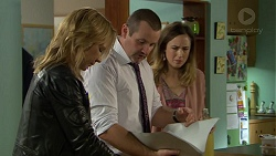 Steph Scully, Toadie Rebecchi, Sonya Mitchell in Neighbours Episode 7434
