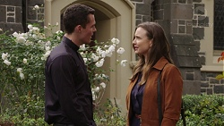 Jack Callaghan, Amy Williams in Neighbours Episode 7434