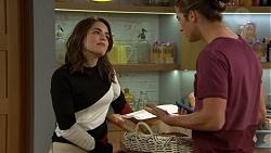 Paige Novak, Tyler Brennan in Neighbours Episode 7434