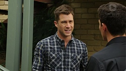 Mark Brennan, Jack Callahan in Neighbours Episode 7435