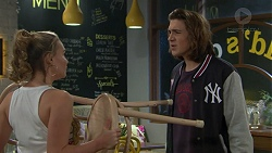 Xanthe Canning, Cooper Knights in Neighbours Episode 7436