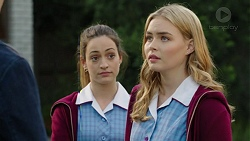 Alison Gore, Xanthe Canning in Neighbours Episode 7436