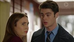 Piper Willis, Ben Kirk in Neighbours Episode 7436