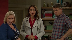Sheila Canning, Elly Conway, Gary Canning in Neighbours Episode 7436