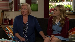 Sheila Canning, Xanthe Canning in Neighbours Episode 7437
