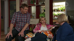 Gary Canning, Xanthe Canning, Sheila Canning in Neighbours Episode 7437