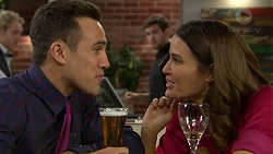 Aaron Brennan, Elly Conway in Neighbours Episode 7437