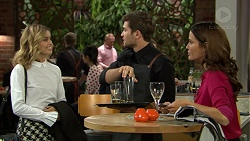 Madison Robinson, Ned Willis, Elly Conway in Neighbours Episode 7437