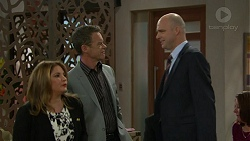 Terese Willis, Paul Robinson, Tim Collins in Neighbours Episode 7438