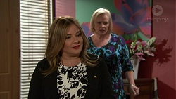 Terese Willis, Sheila Canning in Neighbours Episode 7438