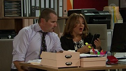 Toadie Rebecchi, Terese Willis in Neighbours Episode 7438