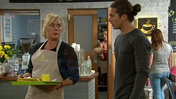 Lauren Turner, Tyler Brennan in Neighbours Episode 7438