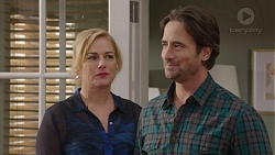 Lauren Turner, Brad Willis in Neighbours Episode 7439
