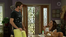 Ned Willis, Elly Conway in Neighbours Episode 7439