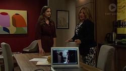 Amy Williams, Terese Willis in Neighbours Episode 7439