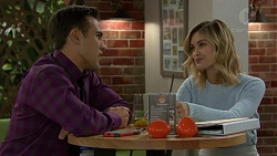 Aaron Brennan, Madison Robinson in Neighbours Episode 7440