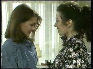 Louise Laurie, Kate Gibbons in Neighbours Episode 0315