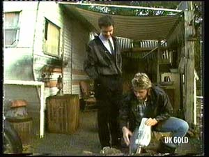 Shane Ramsay, Paul Robinson in Neighbours Episode 0318