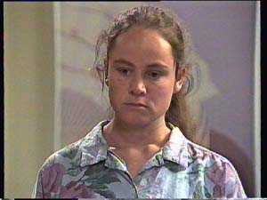 Kelly Morgan in Neighbours Episode 0405