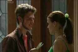 Zac Shaw, Elly Conway in Neighbours Episode 3932