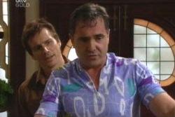Darcy Tyler, Karl Kennedy in Neighbours Episode 3993
