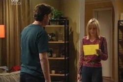 Evan Hancock, Maggie Hancock in Neighbours Episode 3994