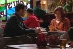 Malcolm Kennedy, Dorothy Stevens in Neighbours Episode 3994