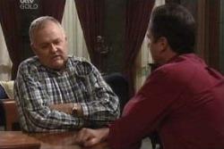 Harold Bishop, Karl Kennedy in Neighbours Episode 3994