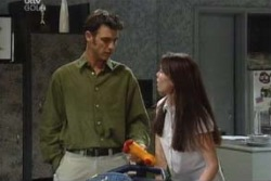 Malcolm Kennedy, Libby Kennedy in Neighbours Episode 3995