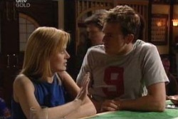 Dee Bliss, Stuart Parker in Neighbours Episode 3995