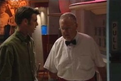 Malcolm Kennedy, Harold Bishop in Neighbours Episode 3995