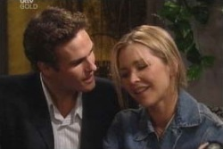 Marc Lambert, Steph Scully in Neighbours Episode 3996