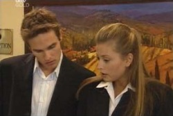 Marc Lambert, Felicity Scully in Neighbours Episode 3996