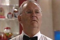 Harold Bishop in Neighbours Episode 3996