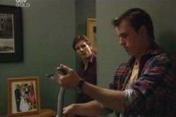 Darcy Tyler, Stuart Parker in Neighbours Episode 3996